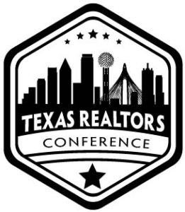 Dallas skyline with 2017 Texas REALTORS® Conference written below