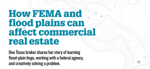 How FEMA and flood plains affect commercial real estate